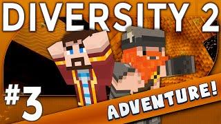 Minecraft - Diversity 2 - Borange (Adventure Part 3)