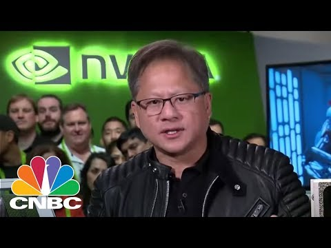 Nvidia CEO Jensen Huang: Tomorrowland of Technology | Mad Money | CNBC