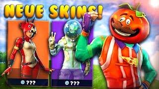 The *NEW* SKINS are DA! 😍 | Fortnite Battle Royale