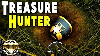 FIRST LOOK : FINDING TREASURE ALL OVER THE WORLD : Treasure Hunter Simulator Gameplay EP1
