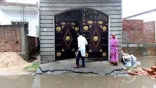 Baber khan at ward 17