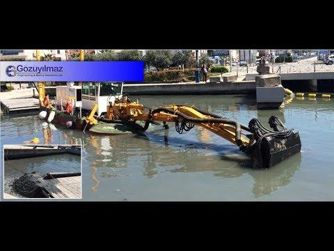 Gözüyılmaz Engineering & Marine Industries   Versatil Dredger