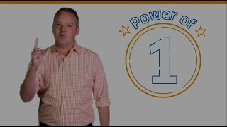 Power of One - One Security Model