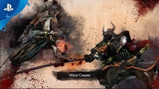 Sekiro: Shadows Die Twice - Mikiri Counter | PS4