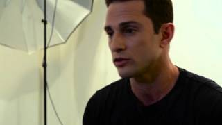 DAVID FUMERO INTERVIEW for ANOLIE Magazine