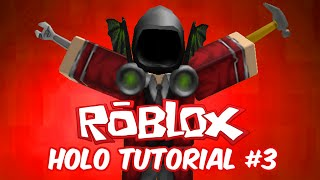 Roblox Holo Training Place Tutorial #3 (Schwerter!)