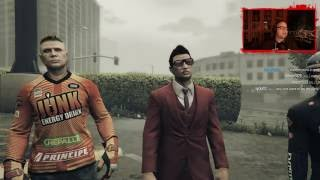 NoThx Stream ~ GTA V Online #20 с Niko & PICPUKK
