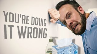 YOU'RE DOING IT WRONG? - Dude Soup Podcast #161