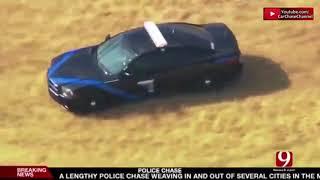 Smokey and the Bandit- OKC Police Chase