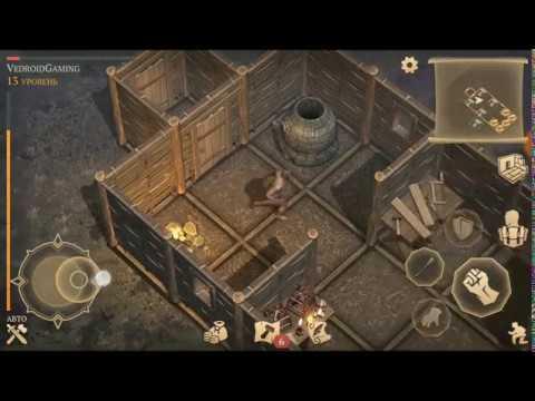 Играем в: Grim Soul: Dark Fantasy Survival | Очишуенные квесты #3