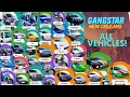 Gangstar New Orleans: ALL VEHICLES UNLOCKED!  (cars, boats, motorcycles)