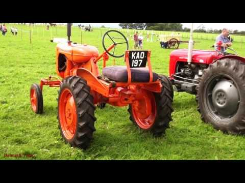 Dufton Show 2016 - Vintage Tractors and Cars