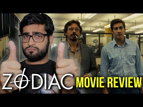 Zodiac (2007) - Movie Review