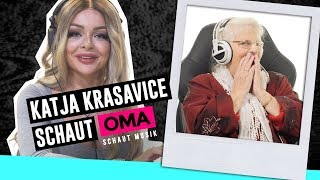 Katja Krasavice schaut 'Oma schaut Musik - Katja Krasavice'