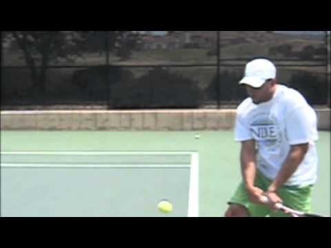 Christian Gross Slow Motion Tennis