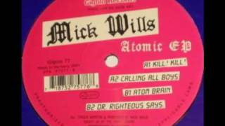 Mick Wills - Calling All Boys (Kinky Lovers Mix)