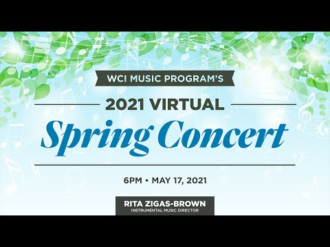 Walnut Creek Intermediate 2021 Spring Virtual Concert