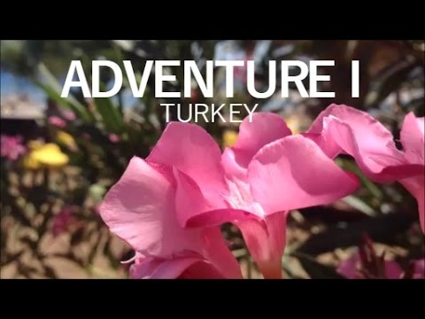 TURKEY TRAVEL VLOG | Diana Romanova
