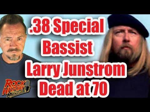 Jonny Hartwell - SAD NEWS: .38 Special Bassist Larry Junstrom Dies
