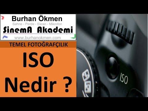 TF.07 - ISO Nedir, Nasıl Kullanılır?, (Temel Fotoğrafçılık)