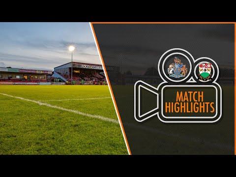 Altrincham Barnet Goals And Highlights