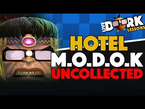 HOTEL MODOK Uncollected: Exploration LIVE