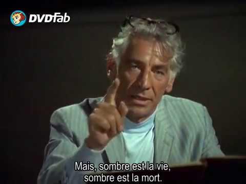 Das Lied von der Erde - Mahler - Bernstein rehearsal