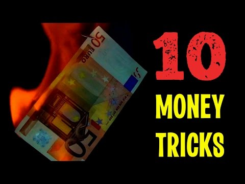 10-awesome-tricks-with-money---bills-&-coins