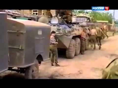 Чеченская война 'Гюрза'
