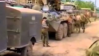 Чеченская война  'Гюрза'  Военная программа А Сладкова от 26 10 2013  www warchechnya ru