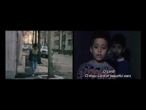 Abbas Kiarostami, First and Final Frame