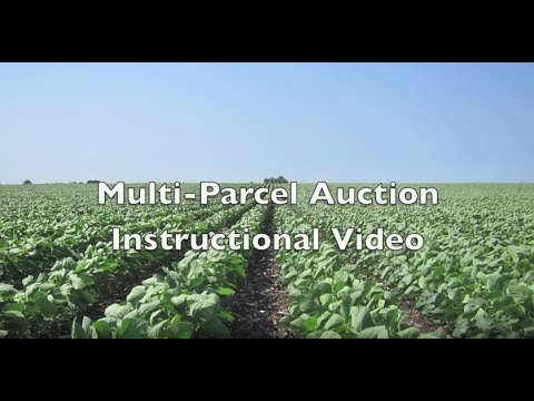 Learning About Multi-Parcel Farm Land Auctions