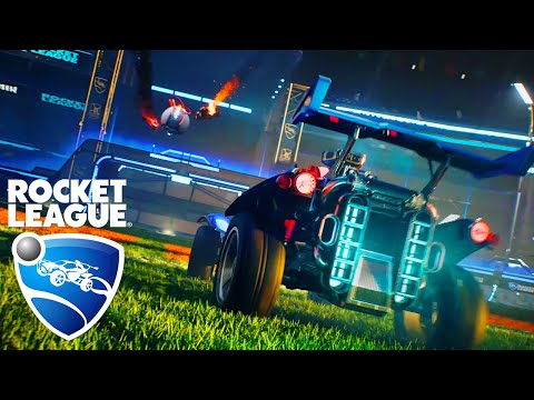 Rocket League - Official 4K Cinematic Free To Play Trailer