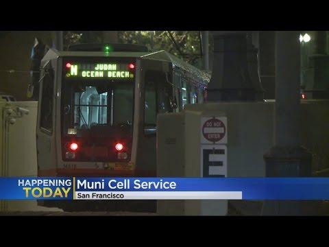 SFMTA Makes Push For Underground Cellphone Service