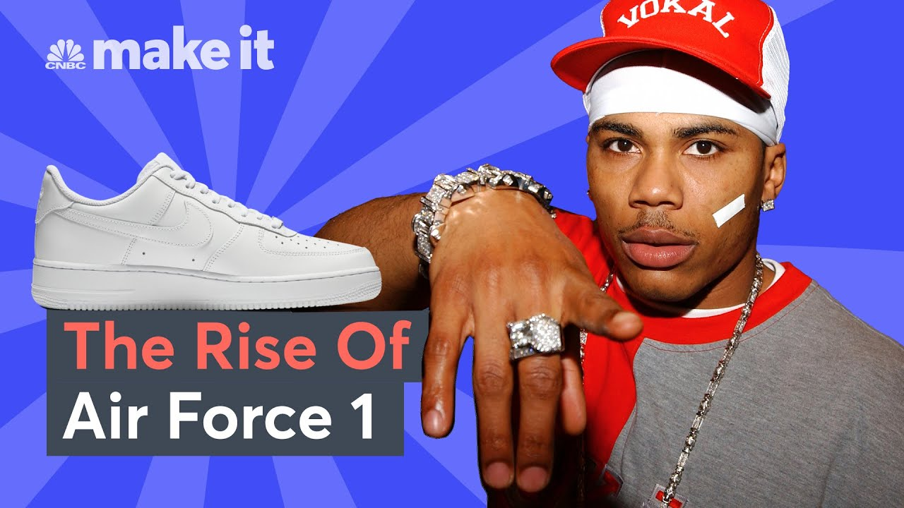 How The Air Force 1 Became Nike's Top-Selling Sneaker