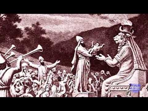 Easter -The Pagan Passover.