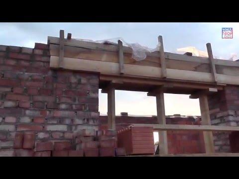 Перемычки над окнами и балка в несущей стене - Домтвой.рф