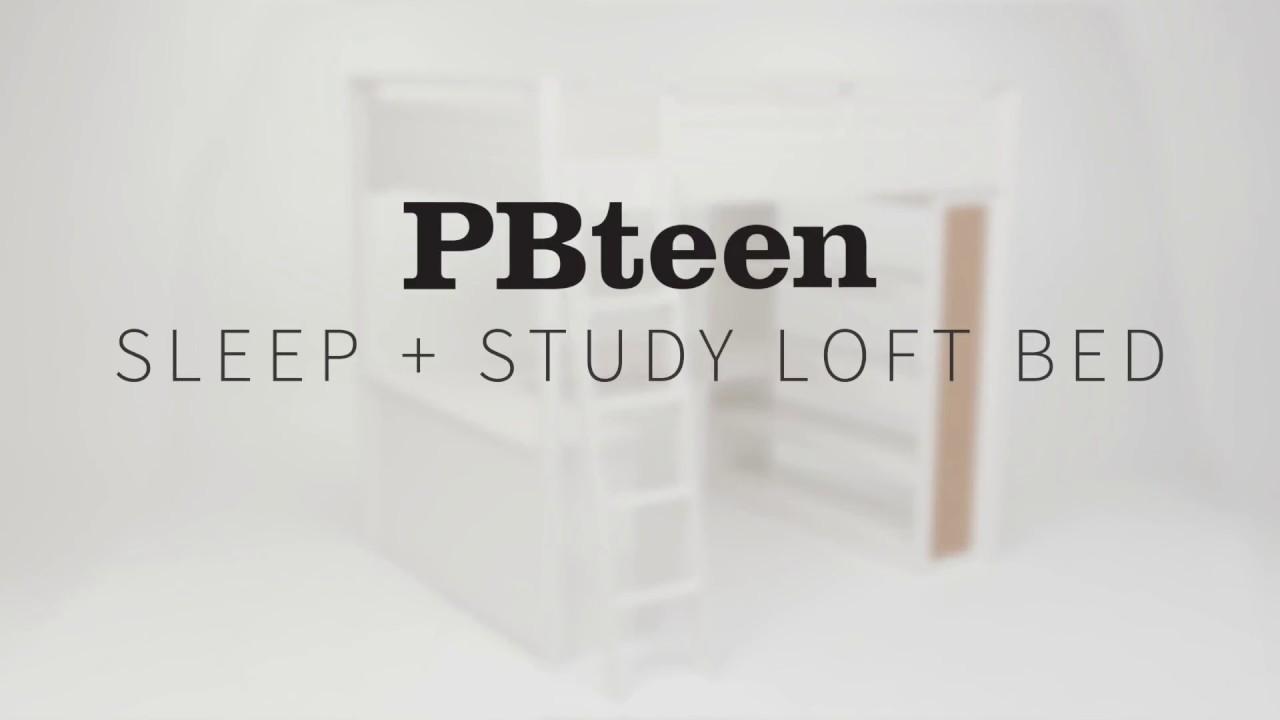 Create Stylish Teen Boy Room Decor With Rustic Pine Teen Beds Pbteen By Pottery Barn Teen