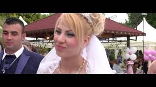 Valq & Mitko Wedding trailer ''gr Septemvri'' TONI STORARO''ROKSANA''ork KRISTALI 2016