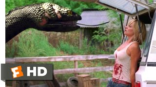 Anaconda 3: Offspring (2008) - Don't Move Scene (4/10) | Movieclips