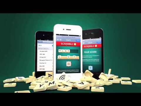 Scrabble: Free WiFi - #OgilvyCannes / #CannesLions
