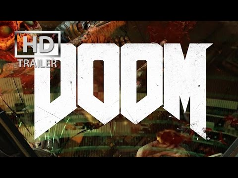 DOOM | official trailer (2016) E3 2015