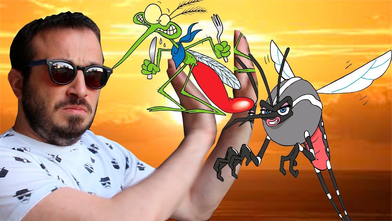Evde Sivrisinek Kovucu Nasıl Yapılır