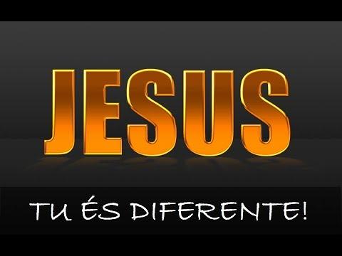 REFLEXÃO: JESUS, TU ÉS DIFERENTE