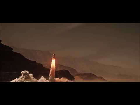 Best Hollywood scene the martian movie