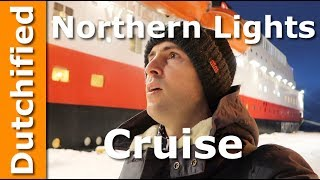 Northern Lights Cruise - Chasing the northern lights / Aurora Borealis