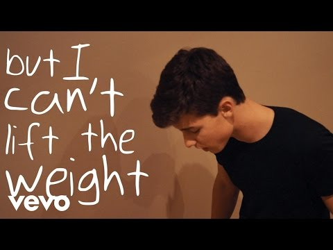 Cover Lagu Shawn Mendes - The Weight STAFABAND