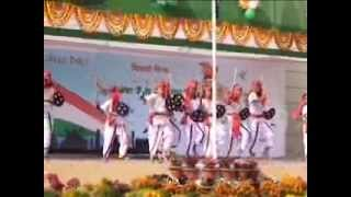 Paiko Dance ( Republic Day ... Jindal Steel & Power Angul )