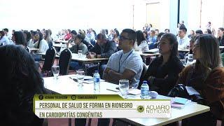 Personal de salud se forma en Rionegro en cardiopatías congénitas