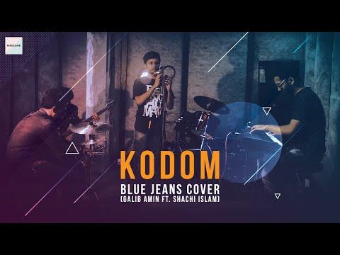 Kodom - Blue Jeans Cover (Galib Amin ft.  Shachi Islam)